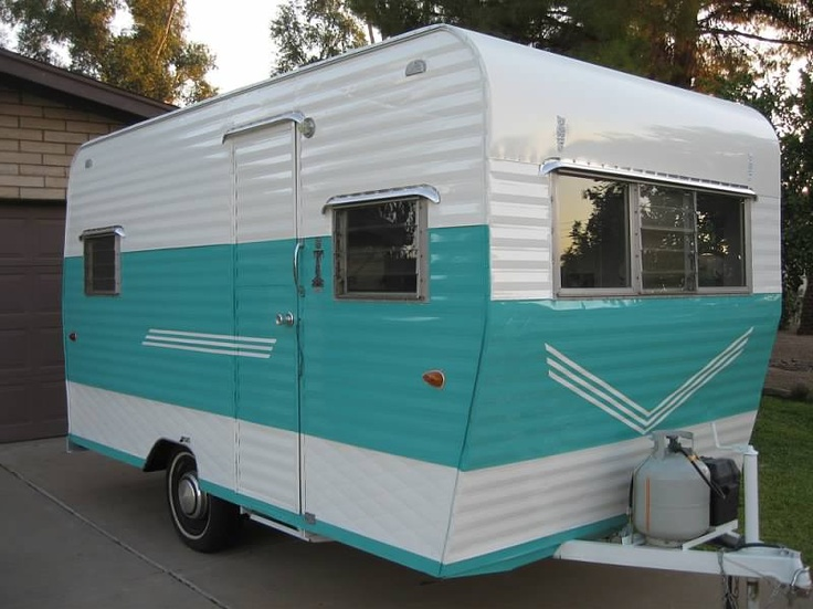 17 Best Images About Camper Terry Coach Vintage Campers On
