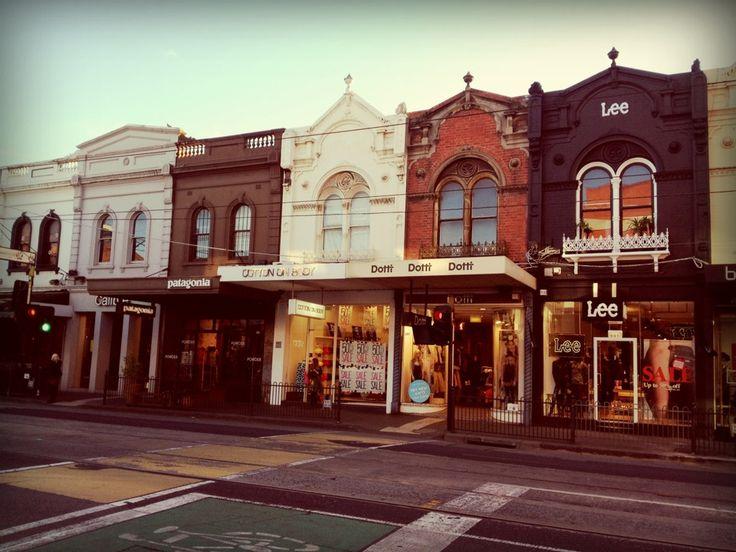 Chapel Street Melbourne