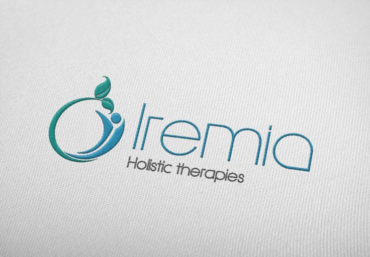 Logo designed for Iremia Holistic Therapies by www.Brandabble.co.uk. Please contact me if you would like a logo designed for your business.