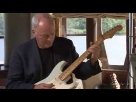 David Gilmour BBC Interview - How he gets his sound - Re-Edited - HD