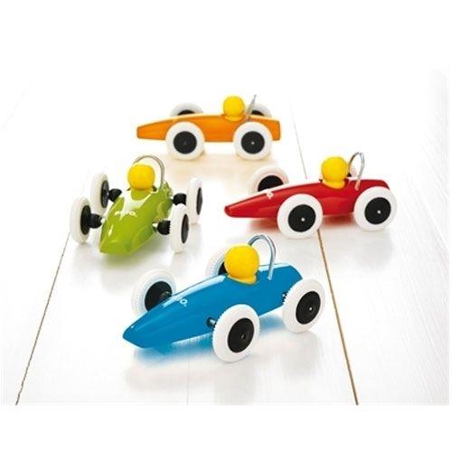 Wooden Race Car by BRIO