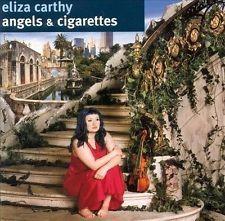 Angels & Cigarettes by Eliza Carthy (CD, Sep-2000, Warner Bros.)Promo
