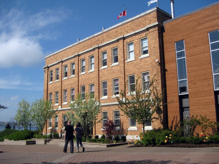 Halifax Port Authority Administration Building.  Photo by Halifax Port Authority.