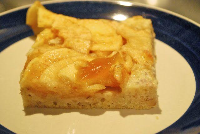 Apple Healthy Cake