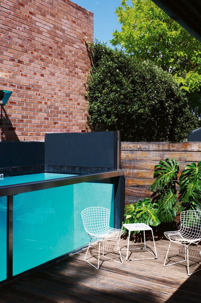 Swimming Pool Dehors Outdoor Pinterest Swimming