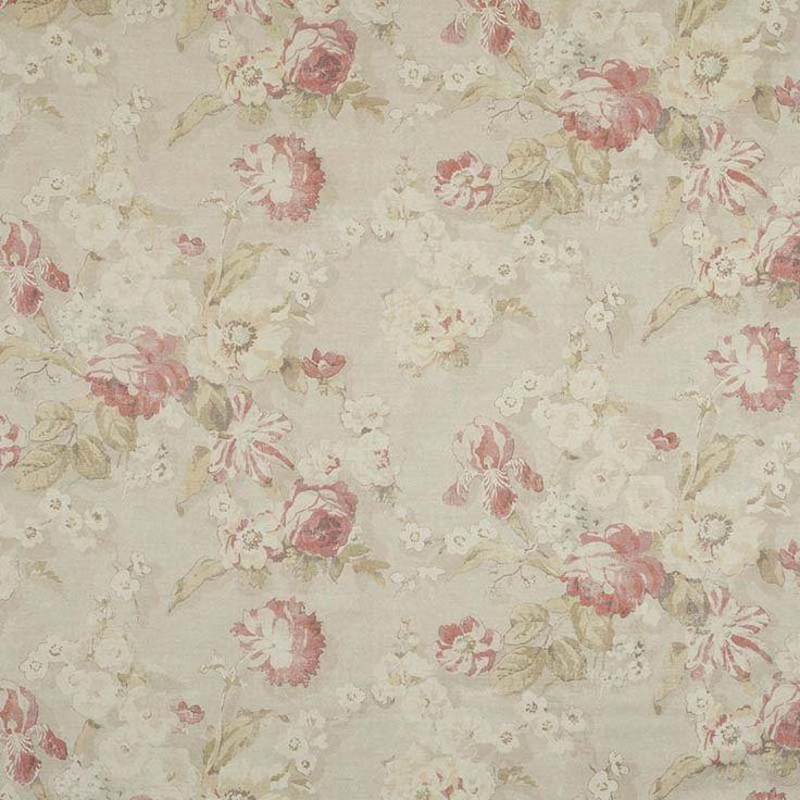 Warwick Fabrics : BRAMANTE ALABASTER