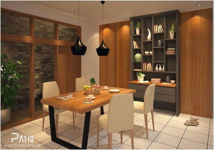Desain rumah makan kecil mungil sederhana terbaru