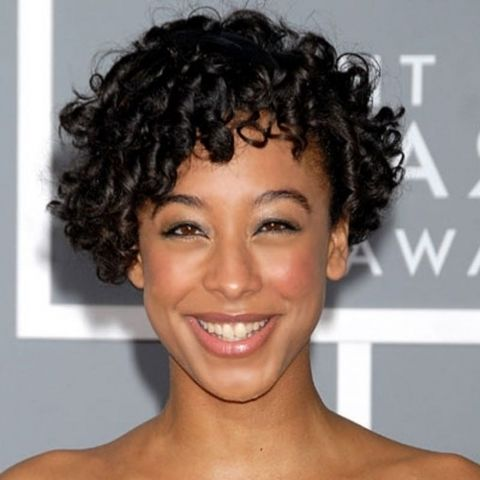 Cute Curly Hairstyles For Black Girls Trends