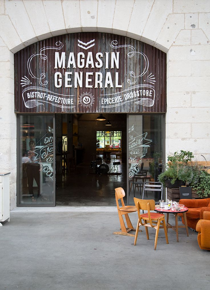Magasin General | Bordeaux, France