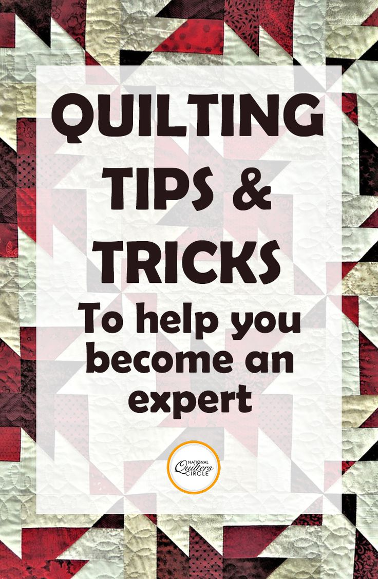 Get the latest quilting how-to videos delivered right to your inbox every week. We have fresh new quilting ideas and fun projects to try out every week!