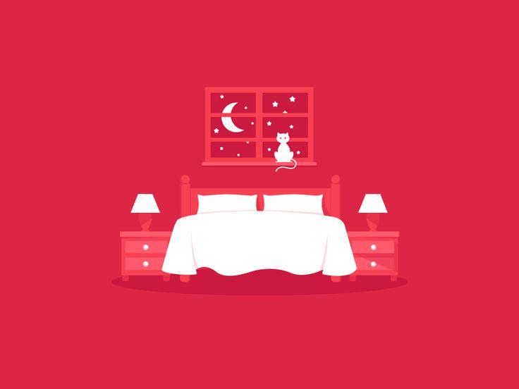 Good NightBuy Artwork: Society6 | RedbubbleFollow me: Dribbble | Twitter | Behance