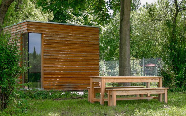 16 besten gartenhausideen bilder auf pinterest holzschuppen suche und garten haus. Black Bedroom Furniture Sets. Home Design Ideas
