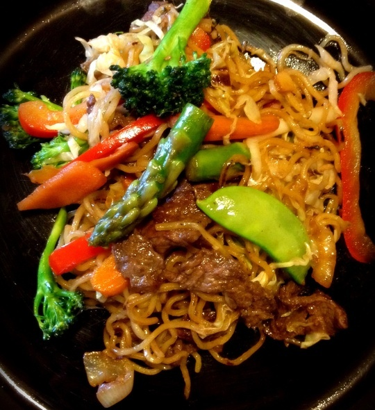 How to Make Teriyaki Beef Stir Fry by Sarah Heath