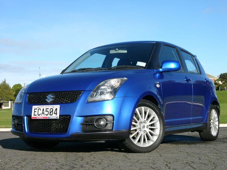 Suzuki Swift Sport 2007 www.gilmourmotors.co.nz/used-cars