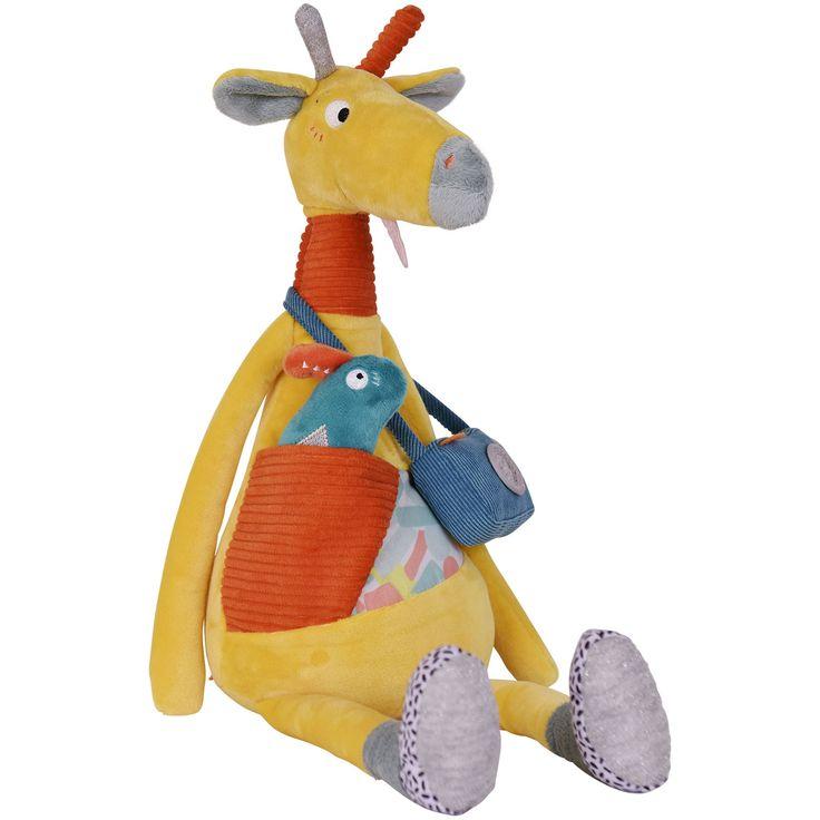 Billie la girafe d'activités Jungle Boogie : Ebulobo