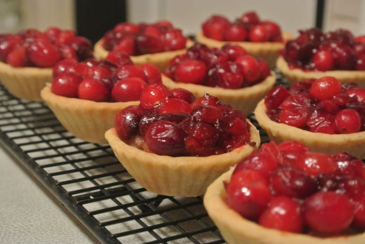 Day 6 – Sausage and Bacon Cranberry Tarts