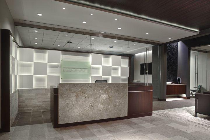 Oficina Conway MacKenzie por VeenendaalCave, Atlanta - Estados Unidos »Retail Design Blog