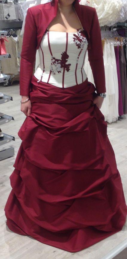 1000 id es propos de jupe bordeaux sur pinterest jupe for Robes de noce ann taylor