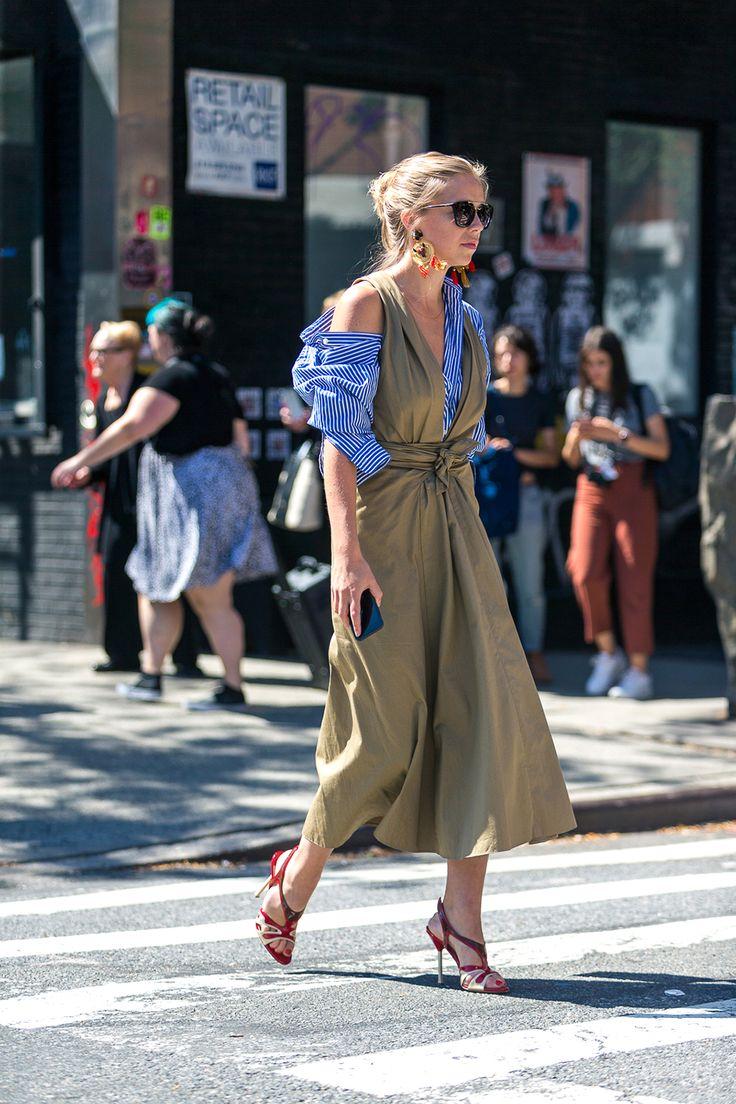 The Street Report New York Fashion Week Inspiration