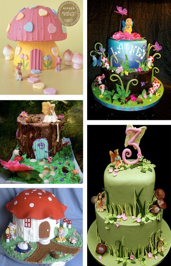 Fairy Food Activities cakepins.com