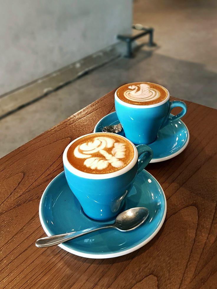 """""""Cappuccinos"""", Calibrate, Jakarta"""