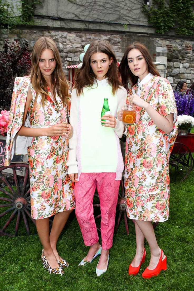 21 Best THEMES Garden Party Images On Pinterest