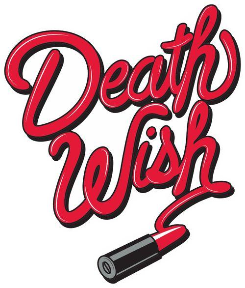 death wish - typography