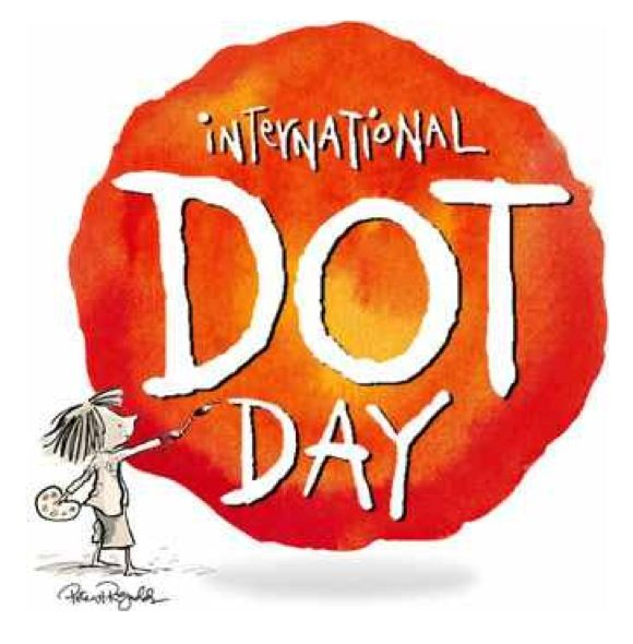International Dot Day - My middle school students celebrated Dot Day for the first time this year! Check out this video that they made all on the iPad showcasing their wonderful Dots created by students during each period of the school day. Some of their dots included making dots out of candy, photos, splatter painting, and even using the iPads themselves!