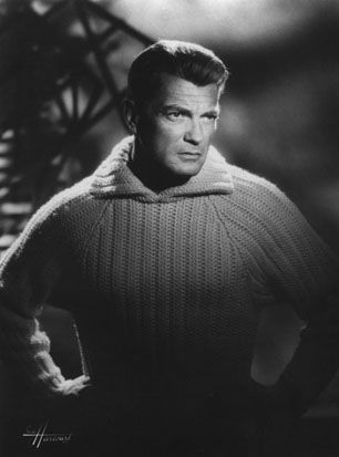 Jean Marais. Cocteau's long-time lover and star of his masterpiece, Beauty and the Beast.
