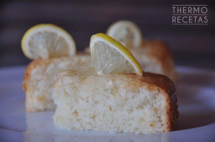 Bizcocho vegano de limón (sin huevo) - http://www.thermorecetas.com/bizcocho-vegano-de-limon/
