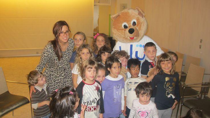 Un saluto a tutti i bimbi che sono stati con noi in compagnia della Lulu, che li saluta e li aspetta per giocare insieme!