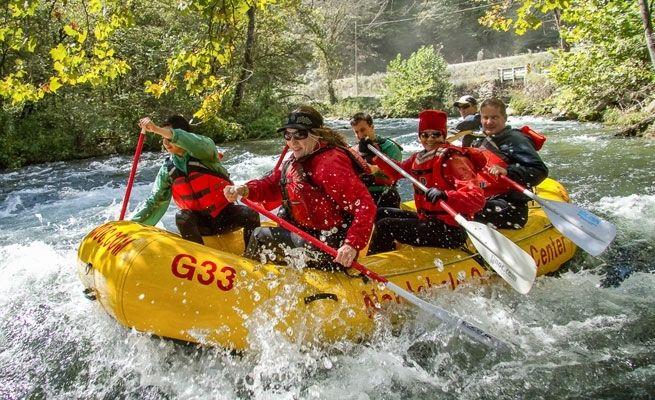 Nantahala River Rafting: Fully-Guided | Nantahala Outdoor Center