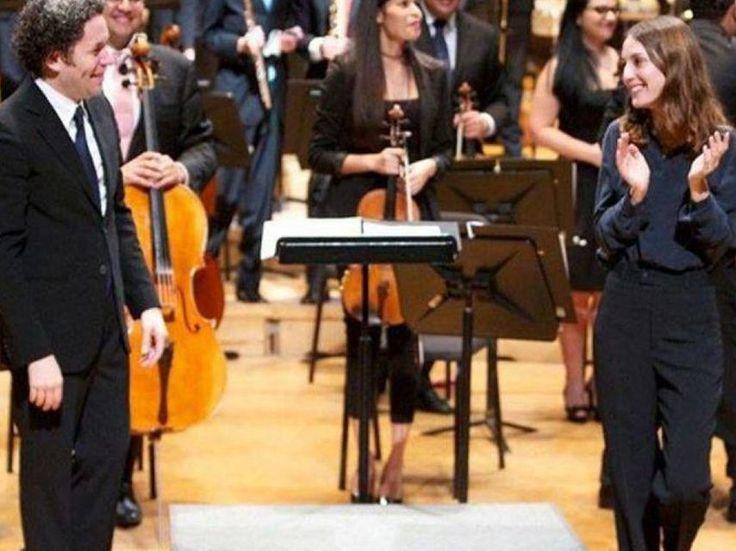 María Valverde la otra protagonista del concierto de Año Nuevo en Viena