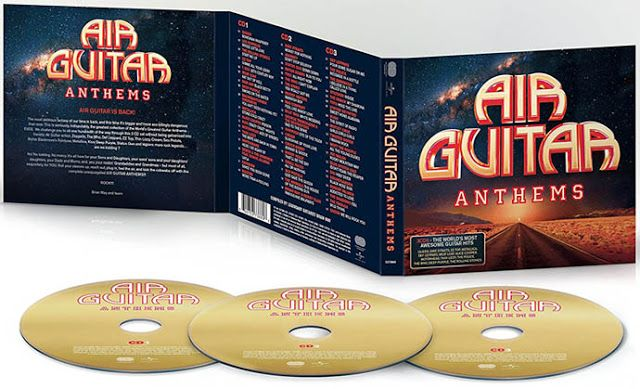 Queen Forever Blog: Air Guitar Anthems: esce una nuova compilation cur...