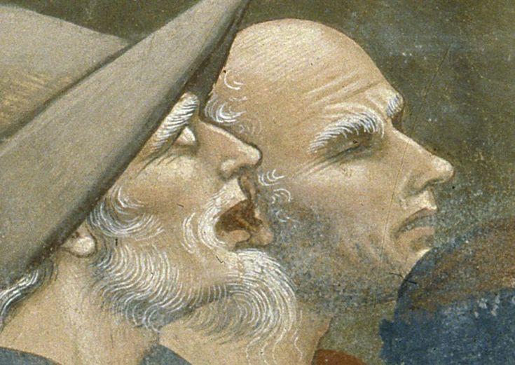 Dettagli d'autore - Santa Croce Firenze