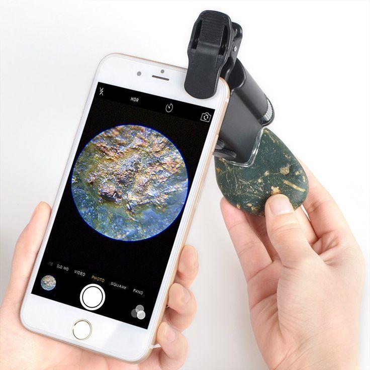 Fancy | Universal Mobile Phone Microscope