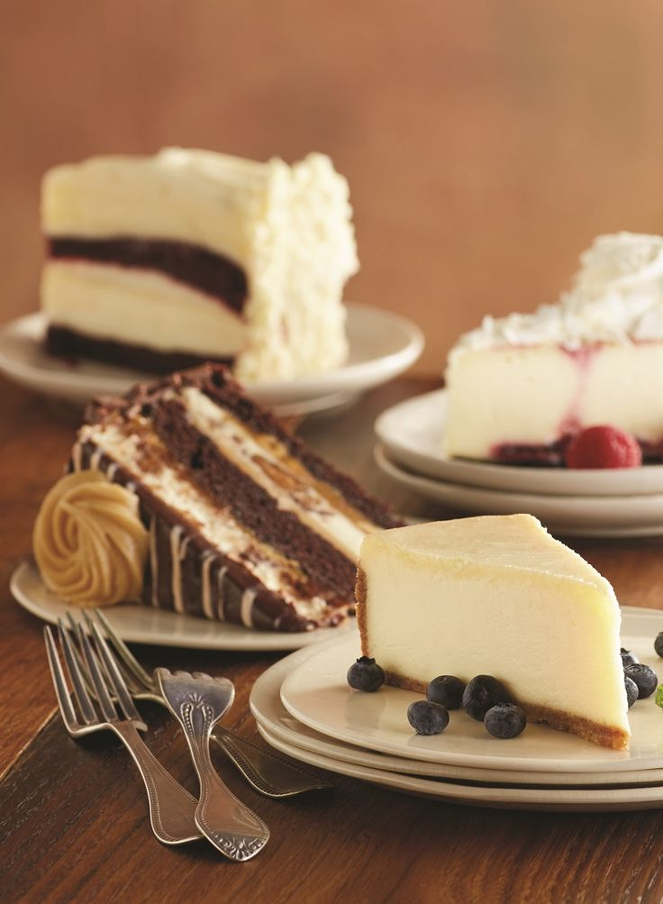 Enjoy @ccfactory The Cheesecake Factory cheesecakes from the comfort of your own home. It's quite a treat!
