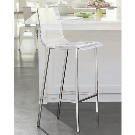 Best 25+ Acrylic bar stools ideas on Pinterest