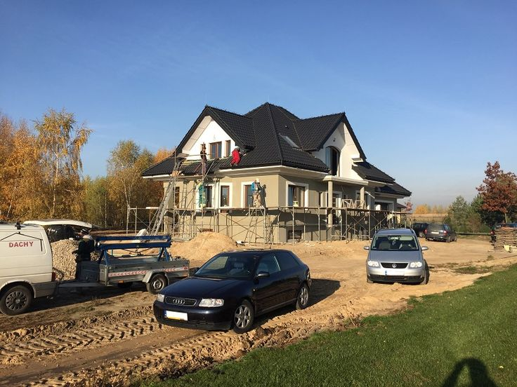 Realizacja domu Ofelia #projekt #dom #budowa