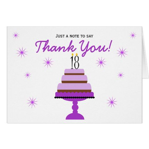 Best 25+ Birthday Thank You Notes Ideas On Pinterest