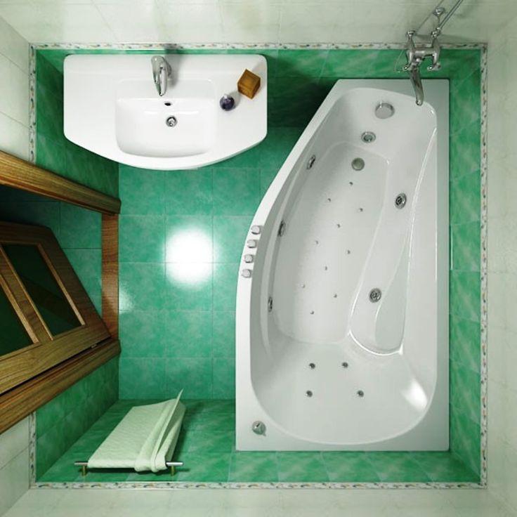 маленькая ванна