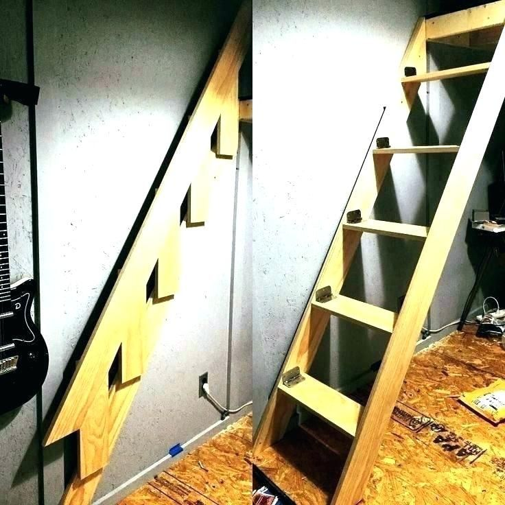 Fold Down Attic Ladder Ladders Drop Stairs Image Result For Loft Pull Folding Ireland Heavy Duty Attic Basement In 2020 Tiny House Loft Tiny House Stairs Loft Ladder