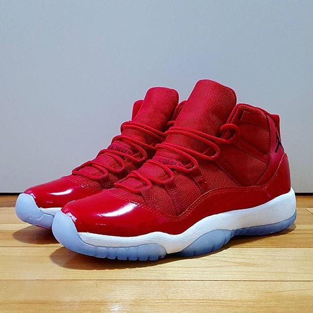 Red Jordan Air Shoes In 11Basketball 2019 Xi Sneakers White zMUVSpq