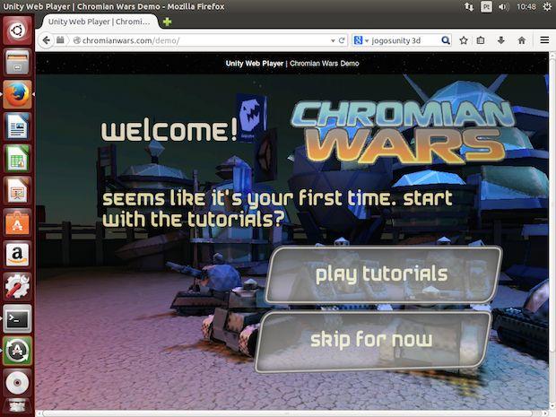 Se você gosta de jogos online feitos com a tecnologia Unity veja aqui como instalar o Unity Web Player no Ubuntu  Leia o restante do texto Como instalar o Unity Web Player no Ubuntu  from Como instalar o Unity Web Player no Ubuntu