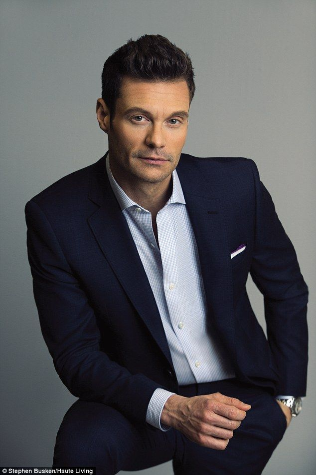 Good eye: Ryan Seacrest revealed how he recruited the Kardashians to create their reality ...