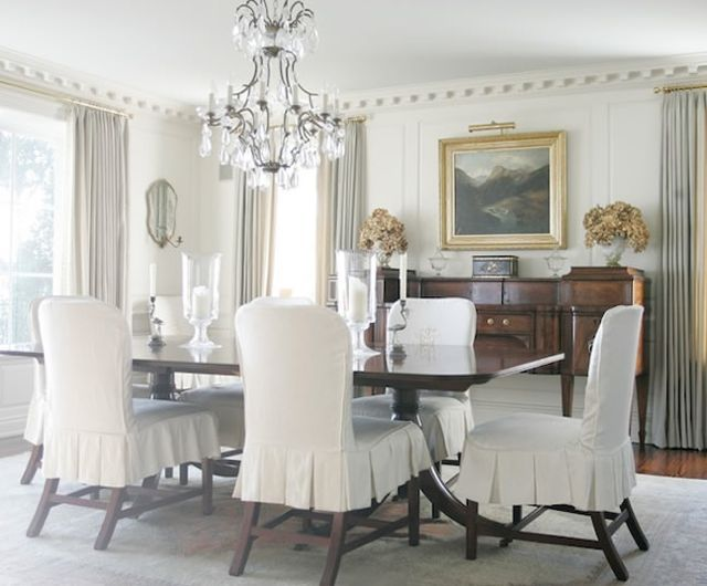 Attractive Southern Dining Room