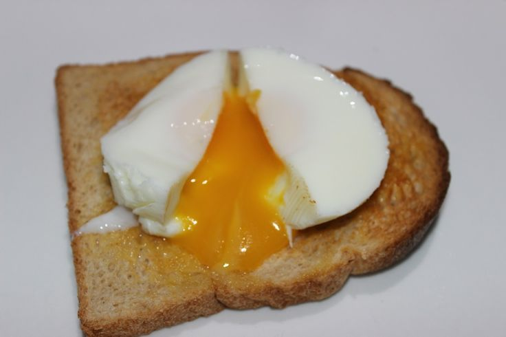 Poached/Steamed Eggs