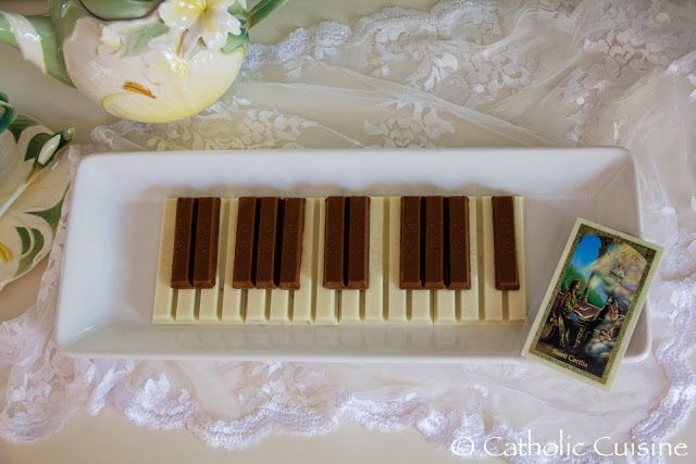 Catholic Cuisine: A Simple and Sweet Treat for the Feast of St. Cecilia (November 22)
