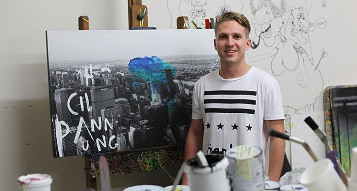 Jake Hart - Big City Dreaming Jakehart.com.au
