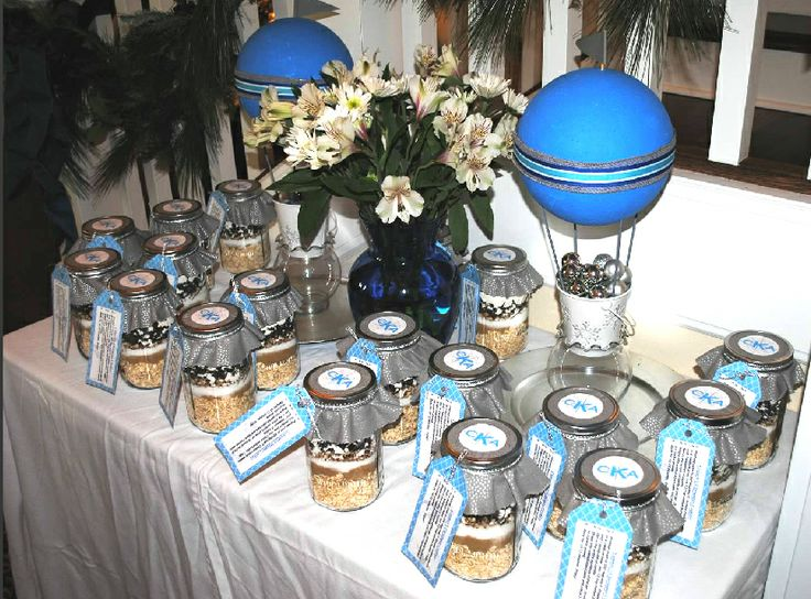 Cute Adventure Themed Baby Shower For A Boy. Create Your Own Cookie Mason  Jars As The Favor. | DIY Baby Shower | Pinterest | Themed Baby Showers, ...
